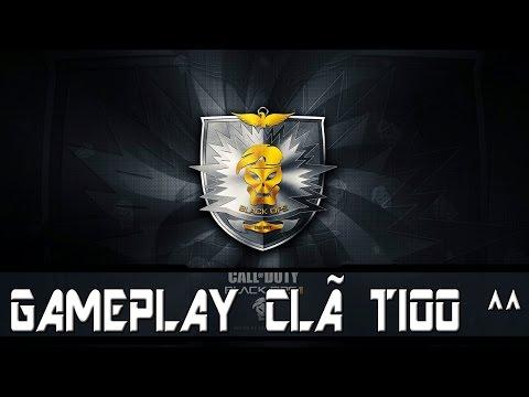 Gameplay BO2 - Clã TIOO de Volta ^^
