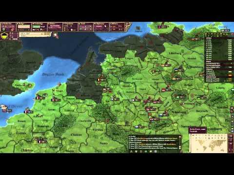 Victoria 2 playthrough - Austria, Episode 2