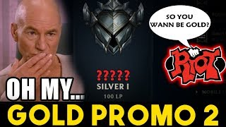 Escape Silver Elo S9 Ranked Ep17 - Gold Promo 2!!