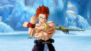 Dragon Ball Z Ultimate Tenkaichi - PS3 / X360 - Hero Mode_ Part 2 - Skills and Training