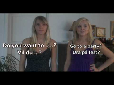 Norwegian Language: Sentences part 2
