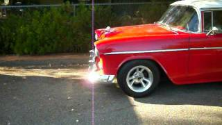 Play 55 chevy 4 door to 2 door conversion by sam halle ii for 1955 chevy 4 door to 2 door conversion