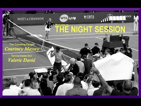 The Night Session Webcast 2 -- Wimbledon Drama, Naughty Aussie Boys, and Naked Stan Wawrinka!