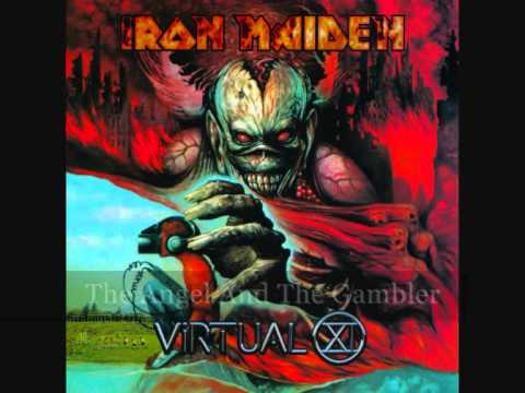 Iron Maiden - album Virtual XI (all songs)