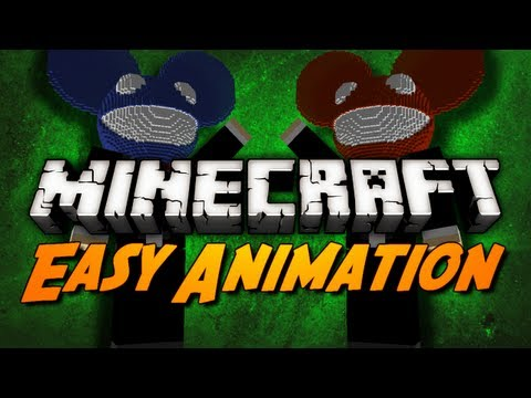 Minecraft: Easy Animation Tool Compared to Other Programs