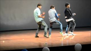 Best telugu dance jntuh ist_rathod & team