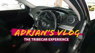 Rent a car for 3 hours for S$15 - Tribecar Experience in Singapore