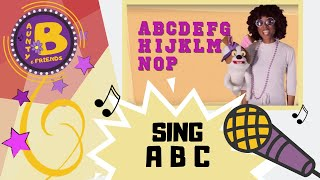 Aunty B and Tommy sing ABC