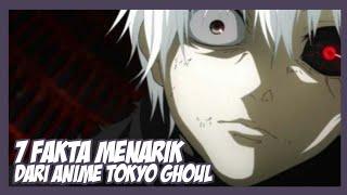 7 Fakta Menarik Dari Anime Tokyo Ghoul