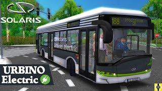 OMSI 2 [60 FPS] - SOLARIS URBINO ELECTRIC Vorstellung - Let's Play Omsi 2 [#513]