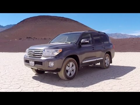 2015 Toyota Land Cruiser Review - Kelley Blue Book