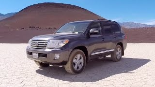 2015 Toyota Land Cruiser - Review and Road Test
