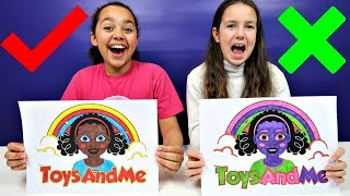 3 MARKER CHALLENGE | Toys AndMe