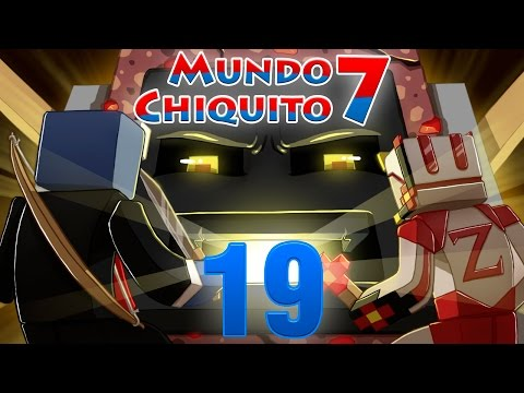 Mundo Chiquito 7 - Ep 19 - Una Luna SuperFamosa con nosotros!