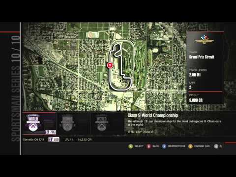 FORZA 4 Career Mode Playthru #3