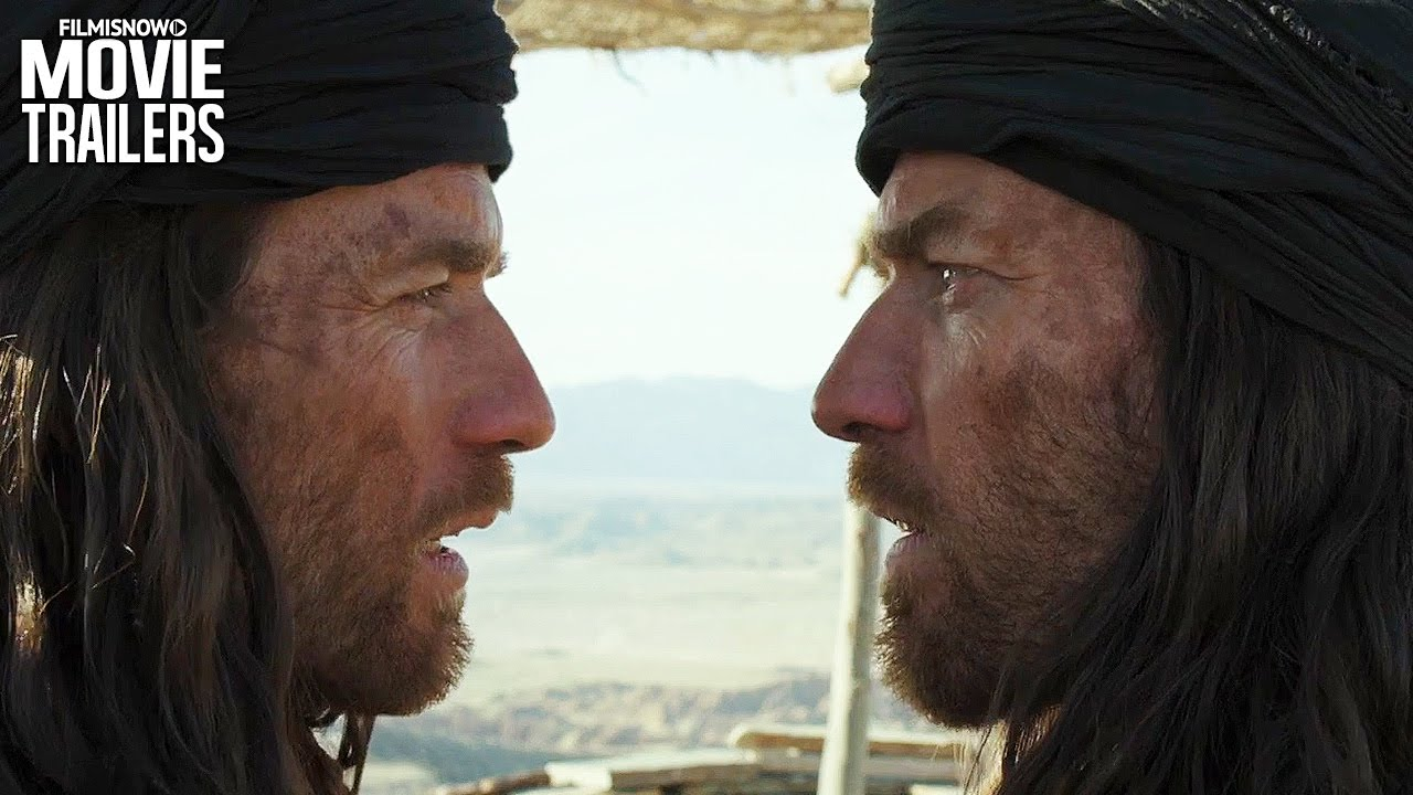 Ewan McGregor is Jesus in LAST DAYS IN THE DESERT | Official Trailer [HD]