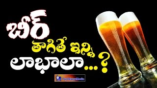 Health Benefits of Drinking BEER || 2016 Latest News and Updates