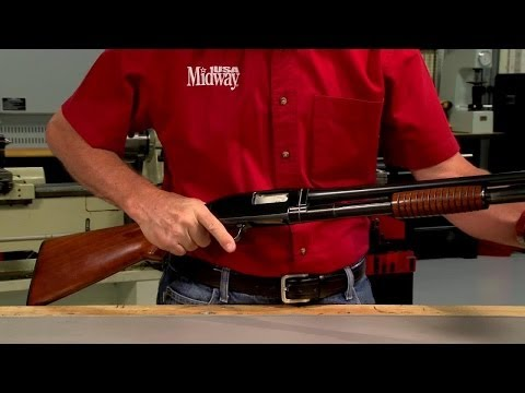 Gunsmithing - How to Tighten the Barrel and Make a New Magazine Plug for a Winch