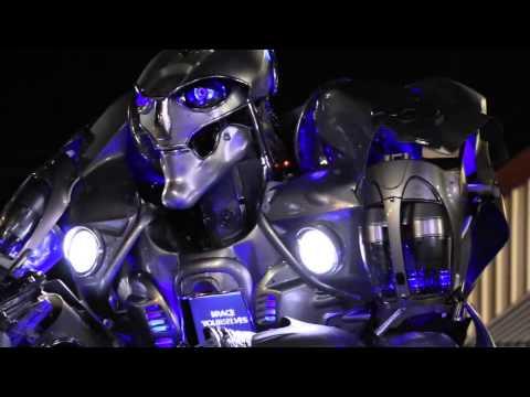 THE ROBOT USA KING ROBOTA