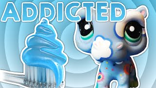 LPS: Addicted to Eating Toothpaste 2! (My Strange Addiction: Episode 14)