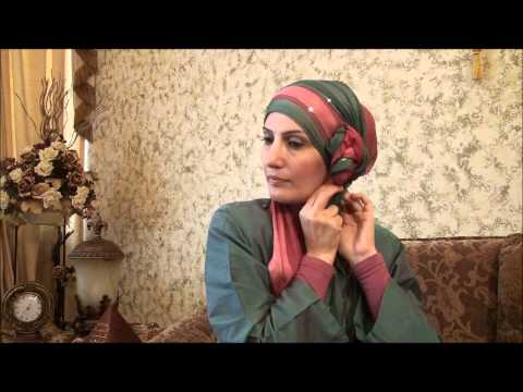 Hijab Tutorial # 11(Elegant Hijab w/ Twisted Flower) Music Videos