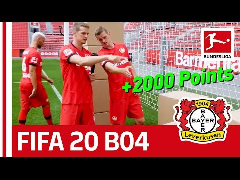 Twin Power at the EA SPORTS FIFA20 BUNDESLIGA CHALLENGE - Bayer 04 Leverkusen