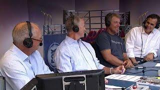 COL@ATL: Chipper Jones discusses current Braves team