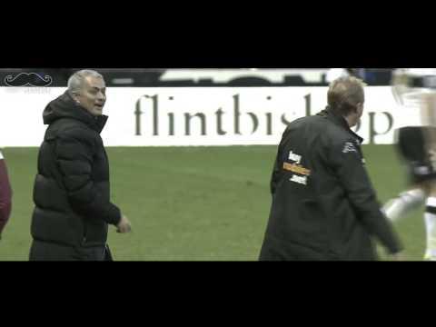 José Mourinho and Steve McClaren FUNNY