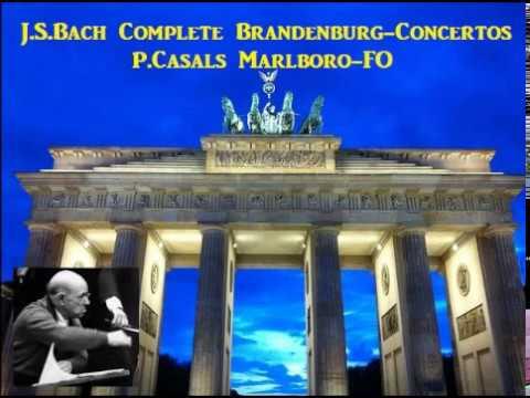 Бах Иоганн Себастьян - Brandenburg Concerto 33
