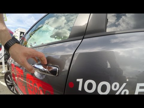 30kWh Nissan LEAF review