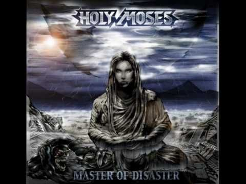 Holy Moses - Feel The Pain