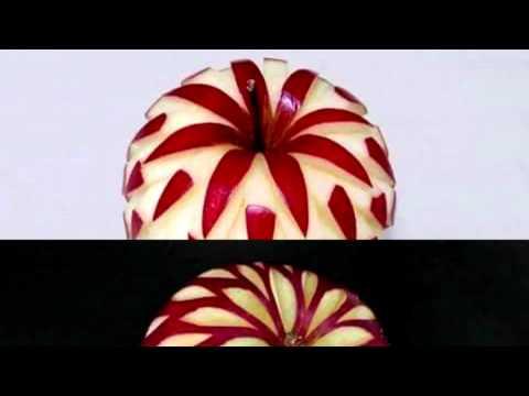 Elmadan Yapılan Tasarımlar