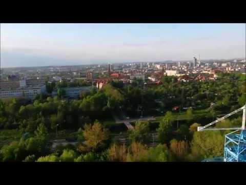 Wieża Spadochronowa W Katowicach