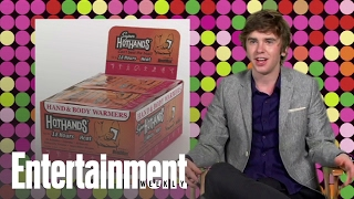 Bates Motel: Freddie Highmore Reveals The Last Time He Cried | Entertainment Weekly