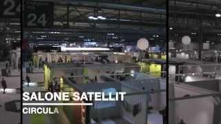 Circular Pol XXL al Salone Satellite 2015 - Fiera Milano