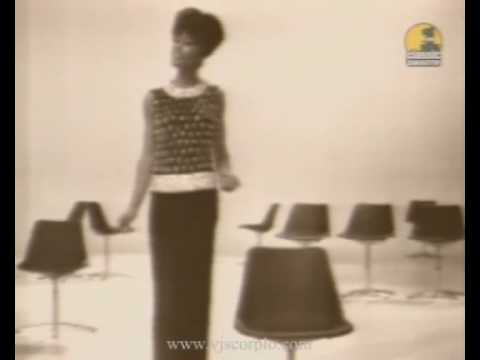 Dionne Warwick - Walk On By (stereo) video
