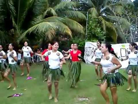 Maglalatik Modern Dance 2013  Gloria Bazar Ozamiz video