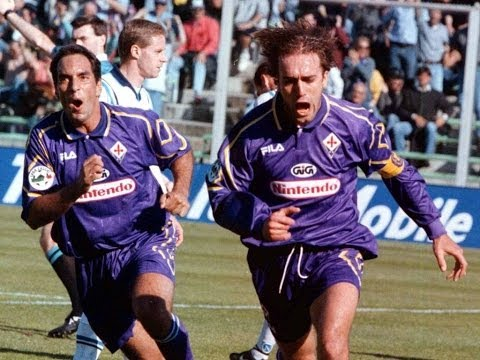 Gabriel Batistuta - Top 50 goals