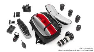 Manfrotto Pro Light  Bags Bumblebee 220 PL Backpack MB PL B 220