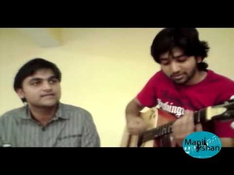 Dil To Bacha Hai Ji By Manit And Eshan On Guitar video
