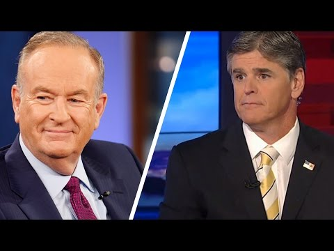 Sean Hannity And Bill O'Reilly Lie About Fox News