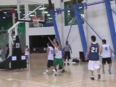 Nikkei Games - Basketball 2009