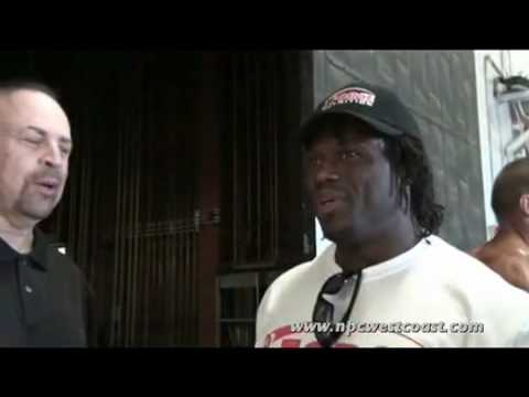 2010 NPC West Coast Classic - PD Devers Part 1 Video