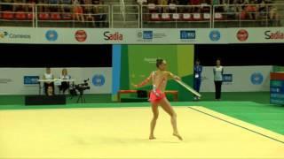 Rio de Janeiro - Test Event: Veronica Bertolini / Cerchio (qualifiche)