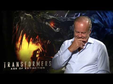 Transformers 4: Age of Extinction: Kelsey Grammer