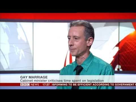 Philip Hammond, Peter Bone against marriage equality. Peter Tatchell in favour