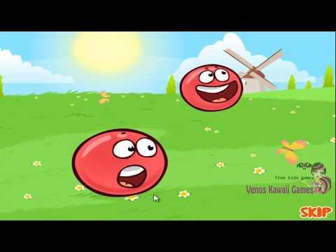 Cartoon Network Online Games - Episode Red Ball 4 -Walkthrough FULL HD
