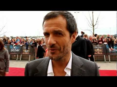 Producer David Heyman Interview - Harry Potter Studio Tour Grand Opening