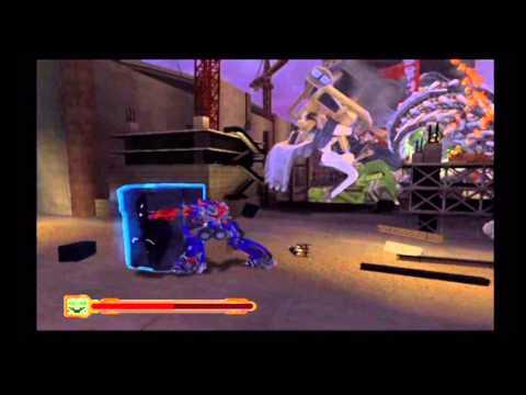 Transformers: Revenge of the Fallen(PS2) - The Devastator - Part 8 [No Commentary]
