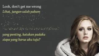 Adele - All I Ask -|- lirik lagu barat terbaik sepanjang masa